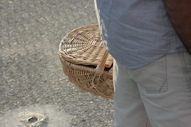 picnic, en route