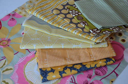 Blackbird Fly fabric selections