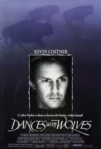 与狼共舞 Dances with Wolves(1990)