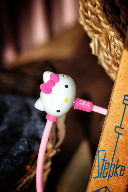 Hello Kitty Cable Lock