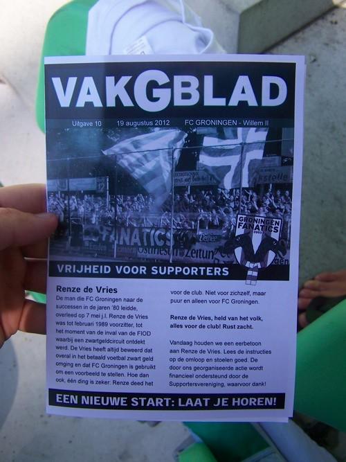 7814834972 54c812d630 b FC Groningen   Willem II 1 1, 19 augustus 2012