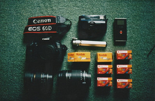 Cameras, Films and Lenses