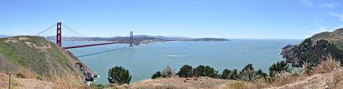 Golden Gate Bridge Panorama copy