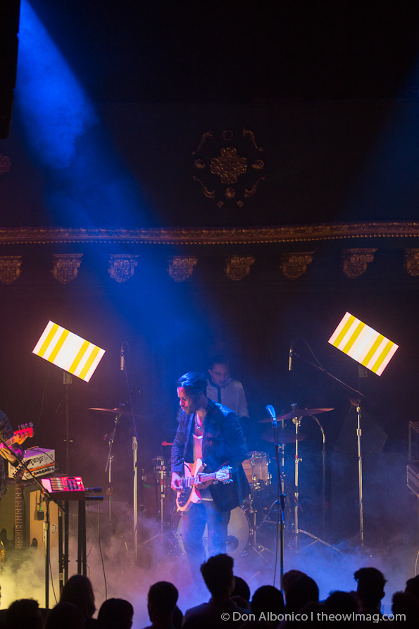 Twin Shadow @ GAMH, SF 8/16/12