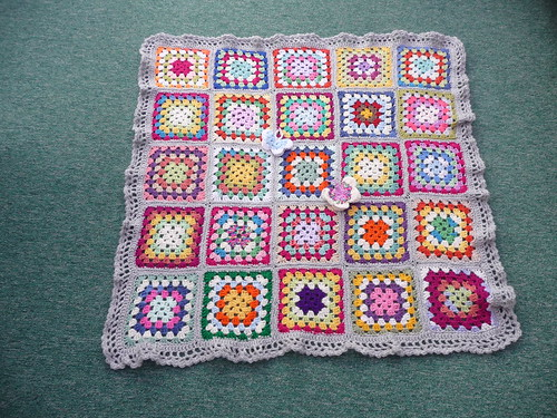 'Creativegranny' has very kindly made and donated this beauty! Thank you!