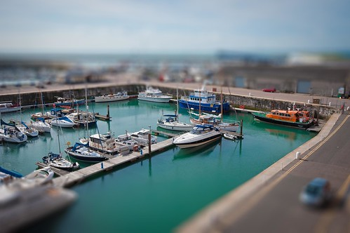 Toy Town Harbour