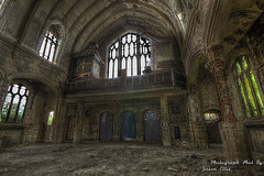 St. Agnes, The Abandoned Church of Detroit