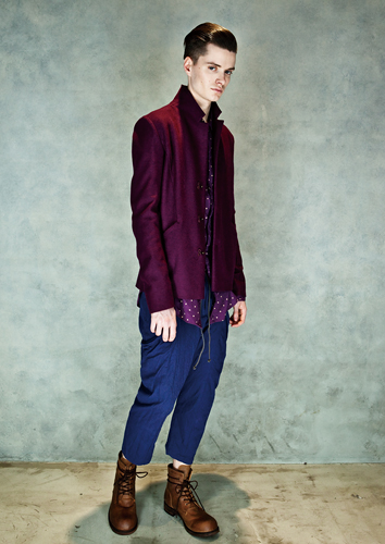Otto Lundbladh0019_KAZUYUKI KUMAGAI AW12(ATTACHMENT)