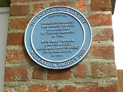 Photo of Blue plaque number 11185