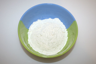 12 - Zutat Mehl / Ingredient flour