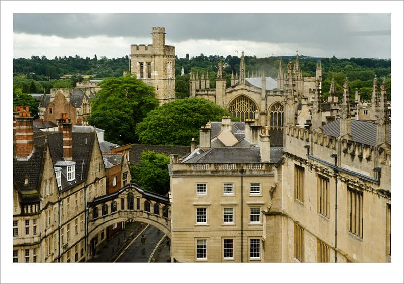 Oxford van Boven