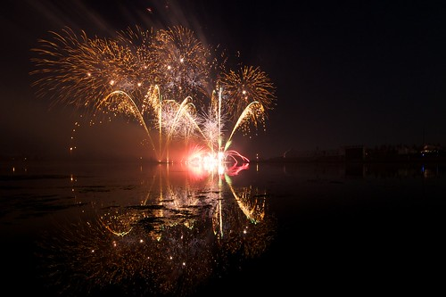 Globalfest Calgary 2012 - Finale Fireworks