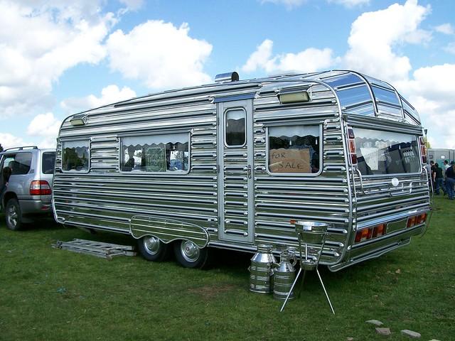 Roma Caravans Ltd: Trailer No. 212 by Lydia, on Flickr