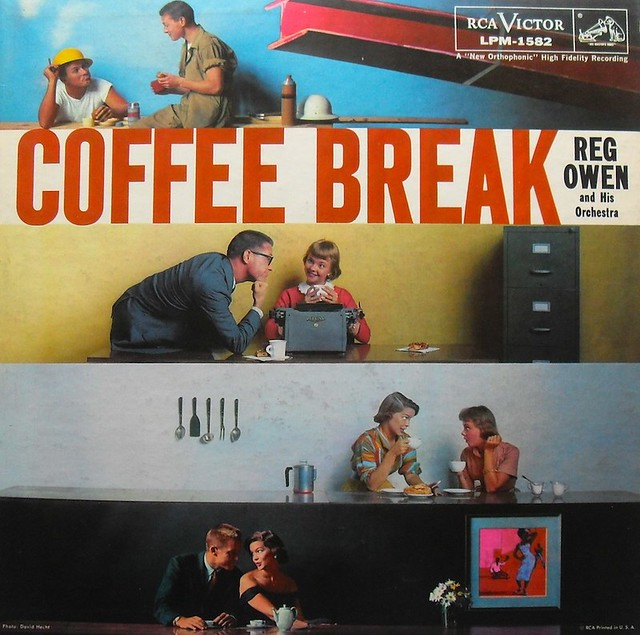 Coffee Break — Reg Owen and His Orchestra
