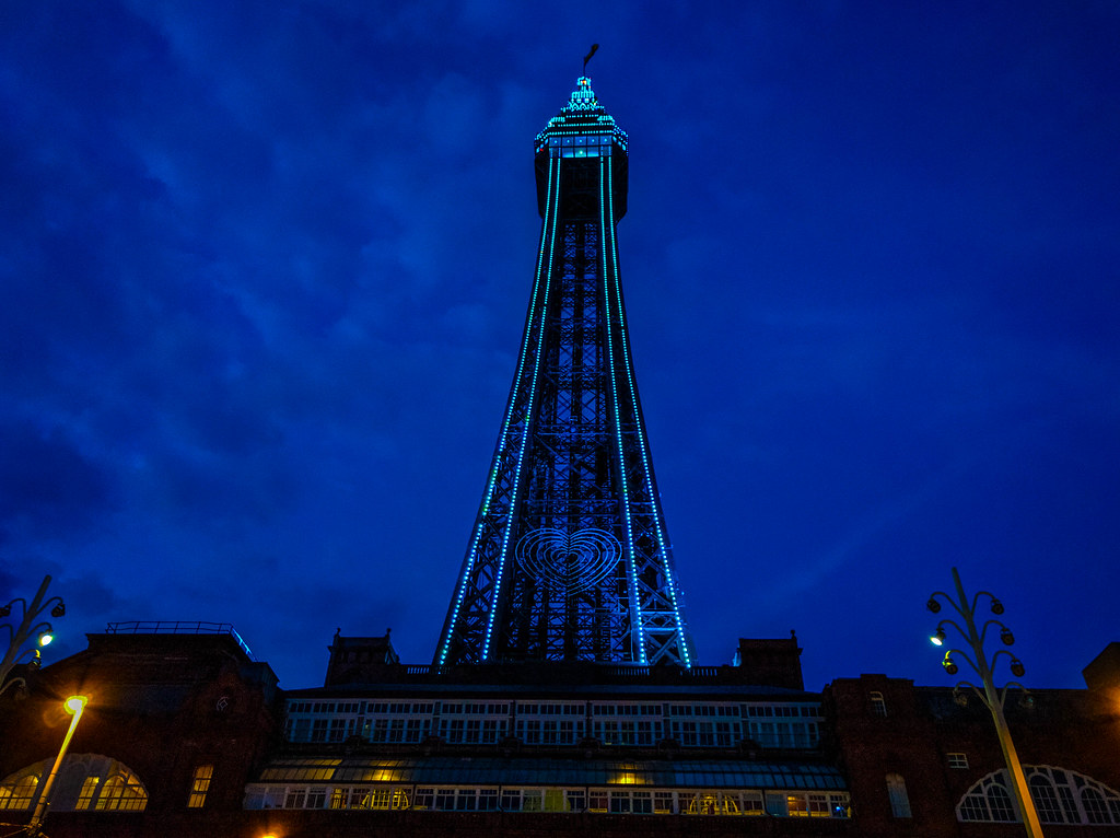 Blackpool Tower Guide