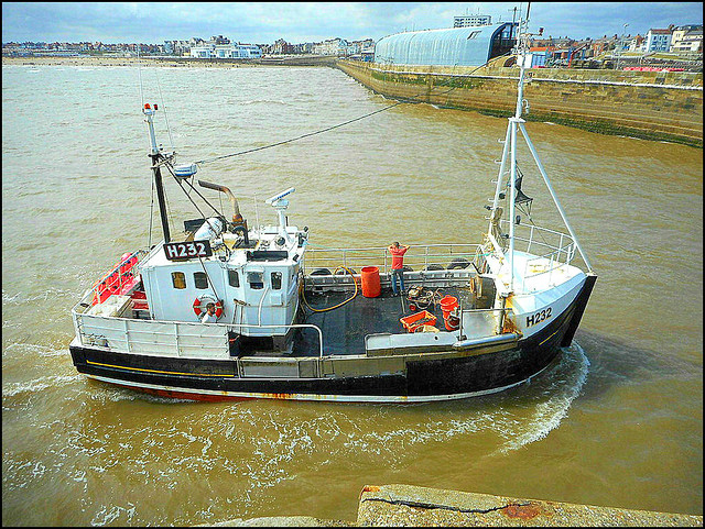 Fishing Vessel
