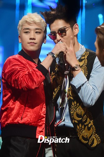 Big Bang - Mnet M!Countdown - 07may2015 - Dispatch - 05