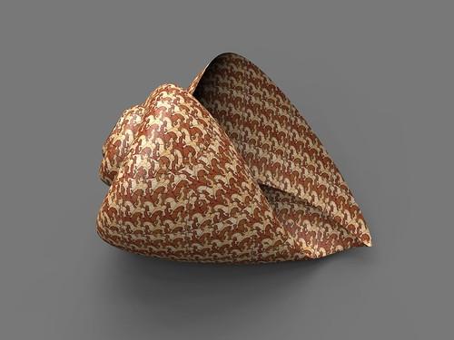 Escherian Knight Shell
