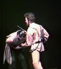 Macbeth murders messenger Alexander Barnett NY