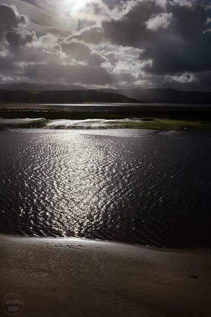 sky sea sand | porthmadog