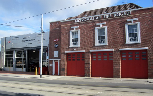 Footscray fire station