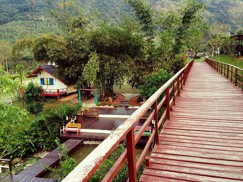 Banyan Leaf Resort, Suan Pheung, Thailand