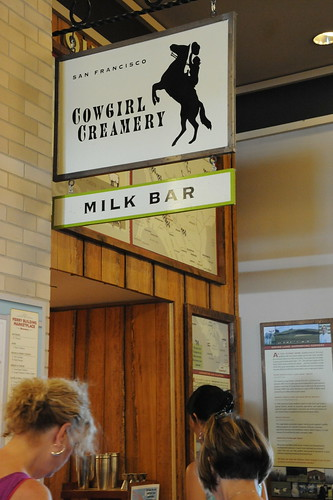 Cow Girl Creamery @ Ferry Building