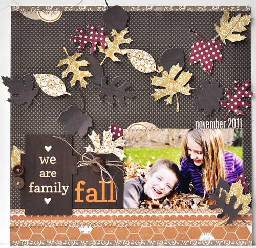 We Are Family *Autumn Spice*