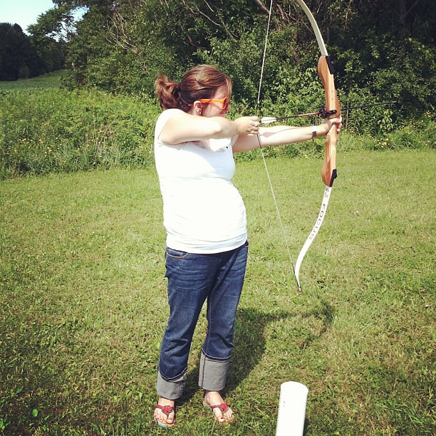 Call me Katniss