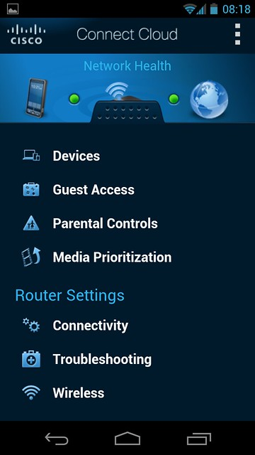 Cisco Connect Cloud - iOS/Android
