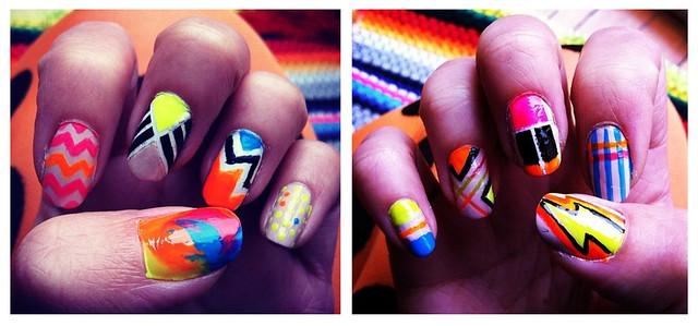 super rad nail sisters