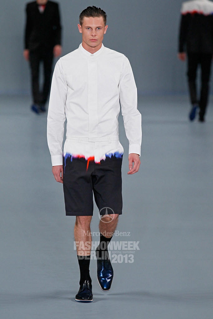 SS13 Berlin Hugo by Hugo Boss018_Arthur Devalbray(Mercedes-Benz FW)