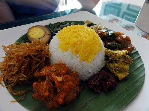 Nasi Langgi