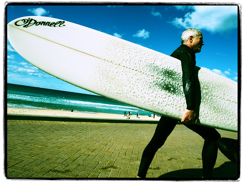 Manly Surfer