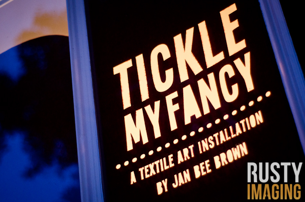 'Tickle My Fancy' by Jan Bee Brown
