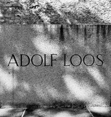 Ornament and Crime - Adolf Loos - Zentralfriedhof Wien