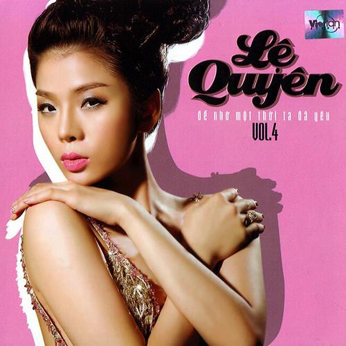 Lệ Quyên   Để Nhớ Một Thời Ta Đã Yêu (2011) (MP3 + FLAC) [Album]
