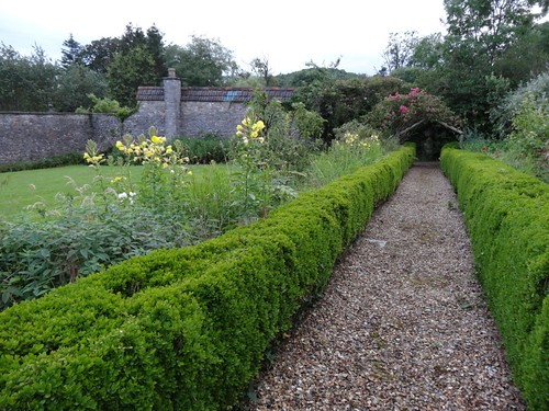 Walled Garden at Beryl in Wells