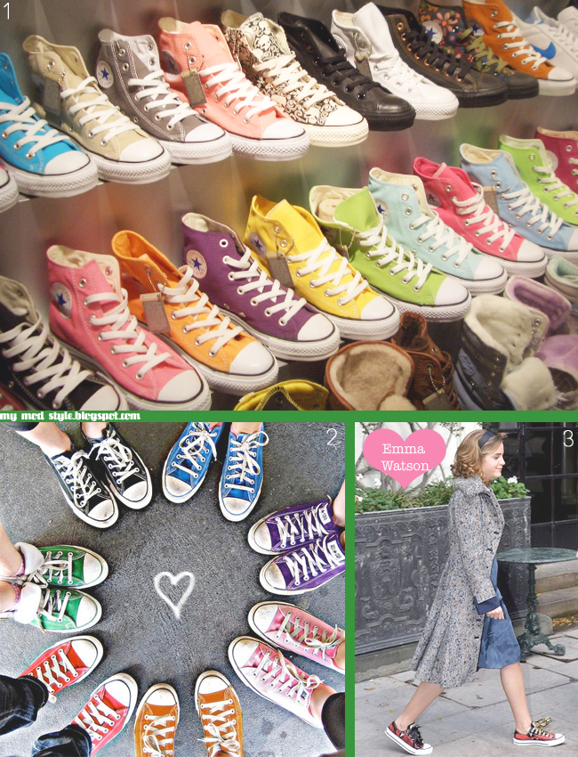 Converse Collage 1