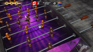 Foosball 2012 on PSN