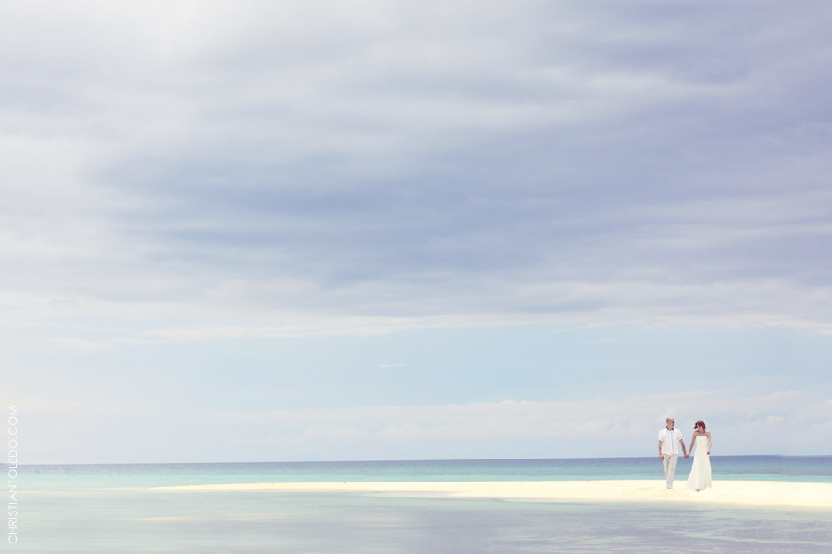 Bantayan Island Post-wedding Session, Cebu Post-Wedding Photographer