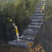 Las escaleras by alexbcastano