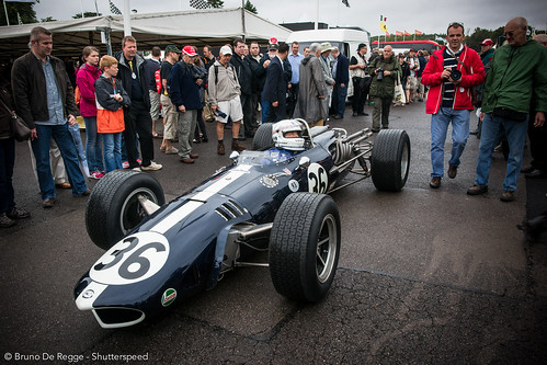 2012 Goodwood Festival of Speed.