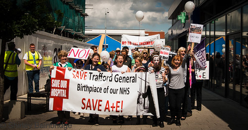 Save Trafford General March 7-7-2012 by The Neepster