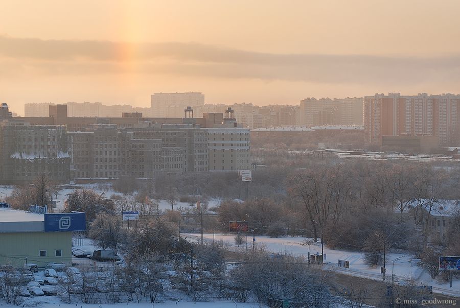 Winter Rainbow 01