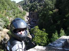 Durch die Berge bei Cozzano