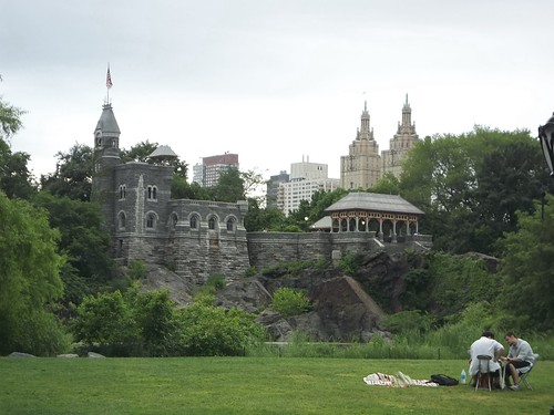 Central Park in the evening (11)
