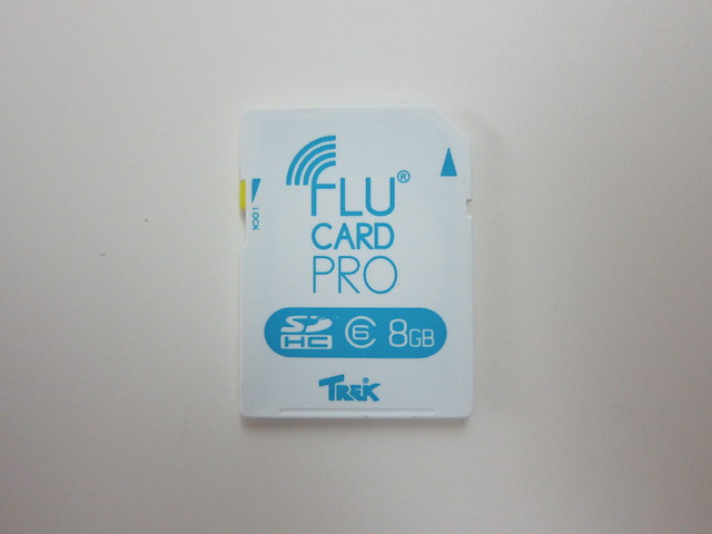 Flucard Pro 8GB