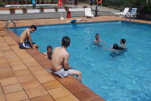 Relax a la piscina!