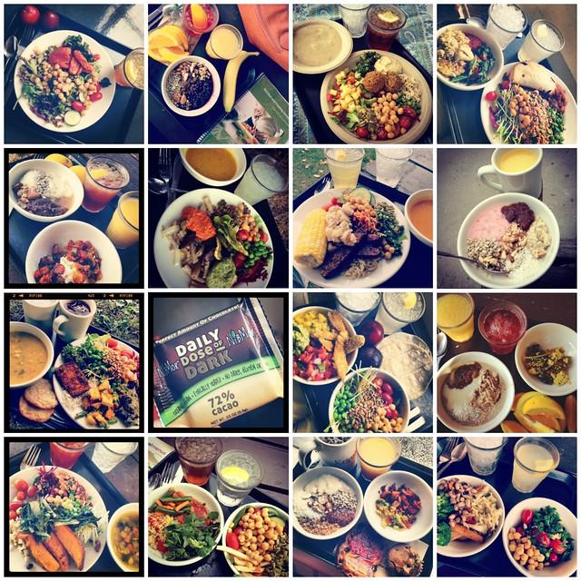 kripalu meals :)